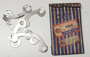 Spridget, Morris Minor and others. NOS Flywheel tab washers. 12G612. Bag of 7