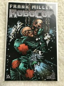 Frank Miller Robocop (Avatar, 2003) #4