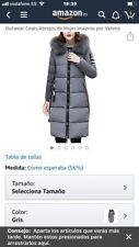 abrigo parka mujer geographical norway original