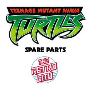 Teenage Mutant Ninja Turtles TMNT Figure Parts Accessories Weapons 2003-Present