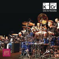 King Crimson - King Crimson Live in Toronto - November 20th 2015 [CD]