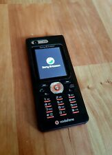 Sony Ericsson W880i in Orange-Black