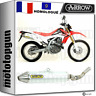 ARROW POT ECHAPPEMENT APPROUVE THUNDER ALUMINIUM HONDA CRF 250 L 2012 12