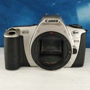 Canon EOS Rebel 2000 / 300 35mm Film SLR Camera Body Only Read [5G41]