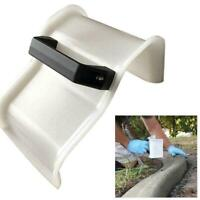 Custom curbing concrete edging landscaping DIY The Curb Yourself It V1V0