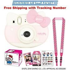 Hello Kitty Fujifilm Instax Mini Cheki Instant Photo Camera Japan Limited F/S