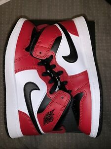 Nike air jordan 1 PS Size 11C Mids Chicago Retro New Rare Hypebeast MJ