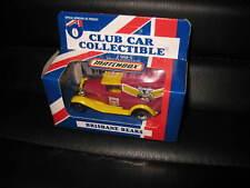 MATCHBOX MB38 MODEL A FORD 1995 AFL CLUB CAR COLLECTIBLE BRISBANE BEARS  LTD ED