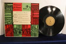 Renato Fasano, Christmas Music, Decca Records DL 9649, Virtuosi Di Roma