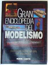 BARCOS SENCILLOS DE MADERA - GRAN ENCICLOPEDIA DEL MODELISMO - NUEVA LENTE 1987