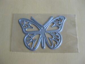 Stanzschablone 'Schmetterling'