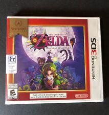 The Legend of Zelda Majora's Mask 3D [ Nintendo Selects ] (3DS) NEW
