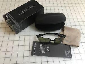 Serengeti Sunglasses 8501 Erice Japan Polarized Open box