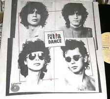 PAPA DANCE LP RARE private 80s POLAND SYNTH ROCK AOR