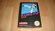 KUNG FU KUNG-FU EUROPEAN VERSION NES-SX-GP PAL B NINTENDO NES NEW FACTORY SEALED