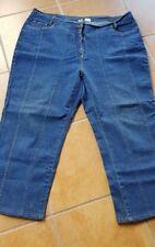 Damen Hose Jeans Stretch   Figurfreundlich  Gr. 52