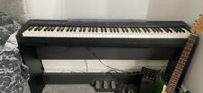 More details for yamaha p-85 digital piano 88 keys weighted keys