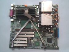 Motherboard Dual Xeon SuperMicro P4DME-M Rev 1.00 w/CPU
