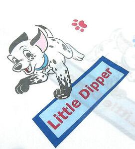 Disney 101 Dalmations Flat Sheet Oddball Little Dipper Domino Double Full Bed