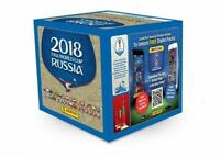Panini FIFA World Cup  2018 Stickers 2 boxes (100 Packs)