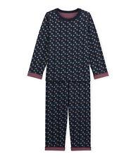 PETIT BATEAU Wende - Pyjama Boot Streifen 92 98 104 110 116 122 128 134 140 146