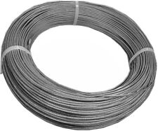 Odd Size Cable Railing Bundle - 500' 7x7 Cable in 316L Grade Stainless Steel