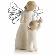 Willow Tree Guardian Angel Figurine Christening New Baby Keepsake Ornament Gift
