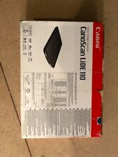 Canon CanoScan LiDE 110 USB Flatbed Colour Photo Scanner - With Box