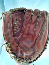 "Wilson 2971 Leather Baseball Glove 12"" RHT Kirby Pucket Premium Cowhide Softball"
