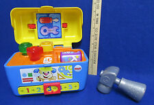 Fisher Price Tool Box Laugh & Learn Smart Stages Toddler Preschool Toy