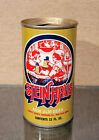 1970S STEINHAUS  STRAIGHT STEEL PULL TAB BEER CAN AUGUST SCHELL NEW ULM MN
