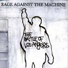 RAGE AGAINST THE MACHINE - BATTLE OF LOS ANGELES CD