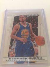 Panini Stephen Curry 2013-14 Season NBA Basketball Trading Cards