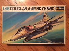 "VINTAGE FUJIMI 1/48 SCALE FAMOUS FIGHTER SERIES #6 ""DOUGLAS A-4E SKYHAWK - japan"