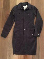 BNWT DIESEL 'DUBSONIC' JACKET/SHIRT STYLE DRESS SZ XS~6~8 RRP$360 NEW