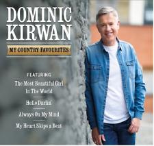 Dominic Kirwan - My Country Favourites CD (2017)