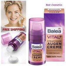 Balea VITAL Plus Firming Eye Cream Anti Wrinkle Straffende Augencreme 15 ml New