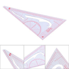 Multi-function Triangular Ruler Measure Dressmaking Tailor Sewing Tool