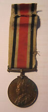 MEDAL INSIGNIA FULL SIZE SPECIAL CONSTABULARY LONG SERVICE MEDAL W.BLUNDELL