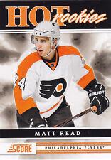 2011-12 SCORE MATT READ RC SP #565 HOT ROOKIES HR 11-12