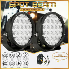 "2"" OSRAM DURIS P9 9inch LED Spot Driving Lights Truck Offroad 4WD SUV Hilux Jeep"