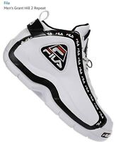 FILA GRANT HILL 2 MENS SHOE White/black /red