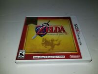 The Legend of Zelda Ocarina of Time 3D (3DS, 2011) Nintendo Selects Brand New!