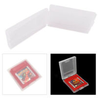 5x Game Cartridge Cases Cover Shell For Nintendo Gameboy Color Pocket GB GBC GBP
