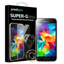 Samsung Galaxy S5 Mini Prodigee Tempered Glass Case Cover Shell Protector Guard