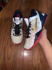 "Nike Zoom Kobe VII 7 System USA Olympics ""Gold Medal"" Rare Basketball Men's 8.5"