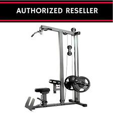 XMARK FITNESS LAT PULLDOWN AND LOW ROW CABLE MACHINE UPPER BACK ARMS XM-7618
