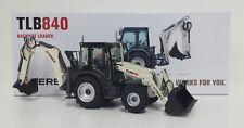 NZG 1/50 Modelo Excavadora Rascador Terex TLB840 Modelismo Estático Diecast New
