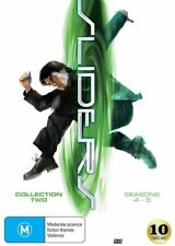 Sliders : Season 4-5 : Collection 2 (DVD, 2017, 10-Disc Set)