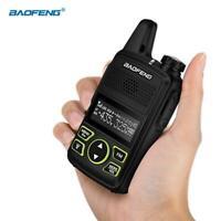 Baofeng BF-T1 Mini Walkie Talkie Two Way Radio UHF 400-420Mhz Long Range